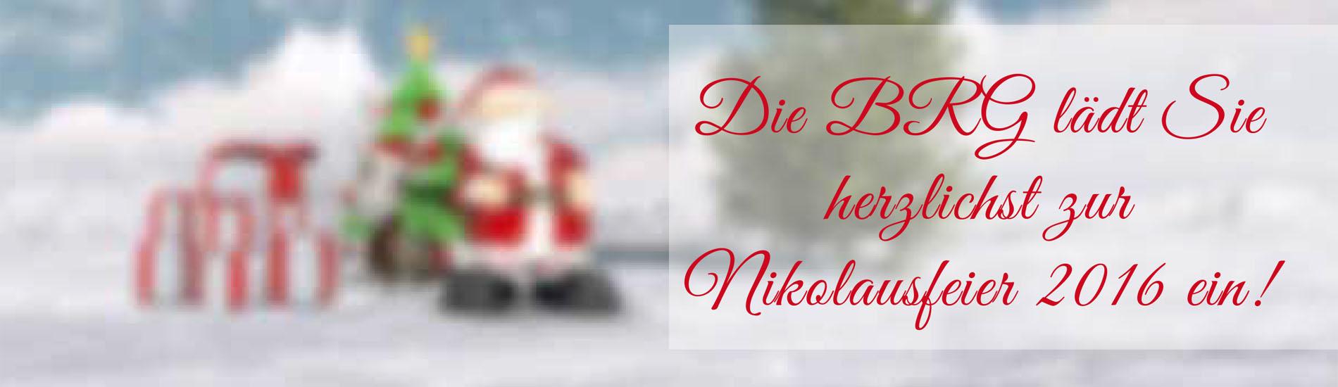 Nikolausfeier 2016